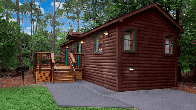 The Campsites e Cabins no Disney's Fort Wilderness Resort: Cabana