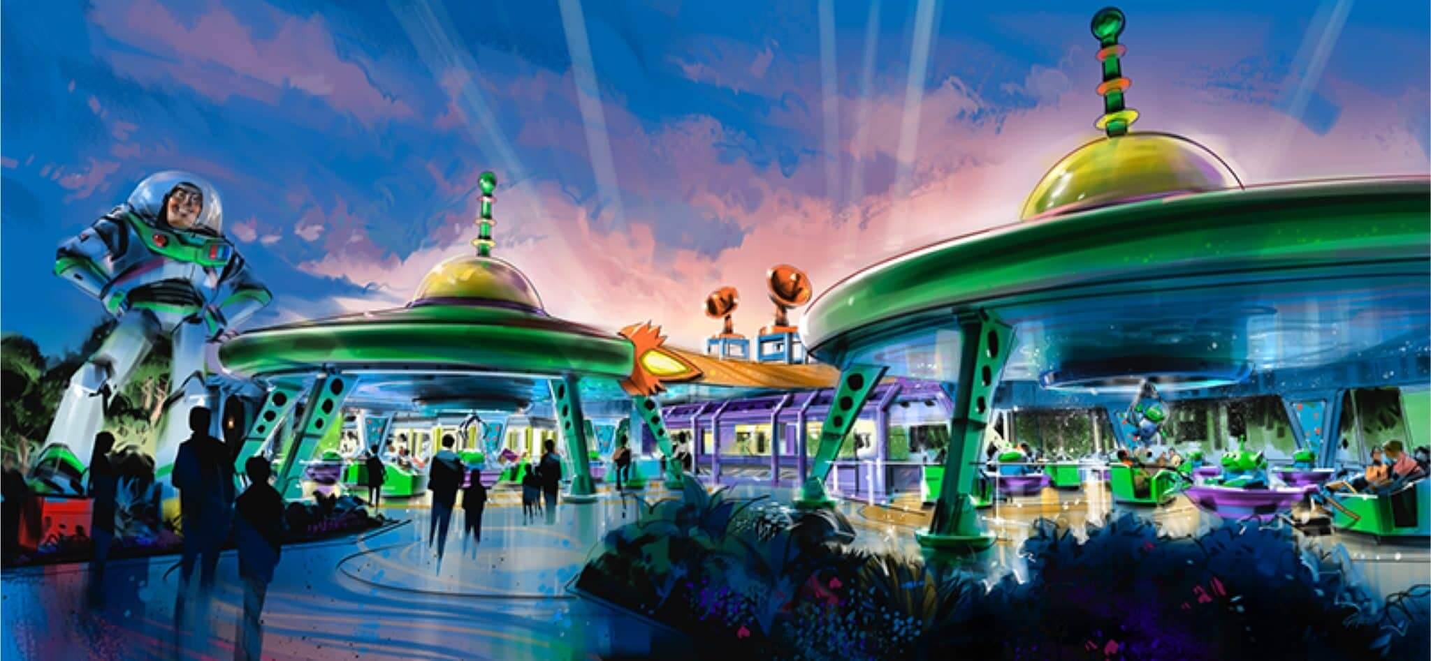 Novidades na Disney e Orlando em 2018: Toy Story Land no Disney Hollywood Studios