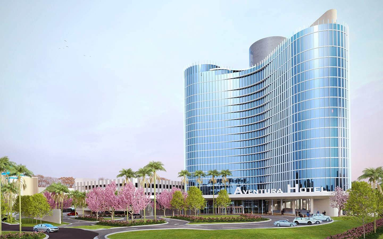 Novidades na Disney e Orlando em 2018: Universal's Aventura Hotel no Universal Orlando Resort