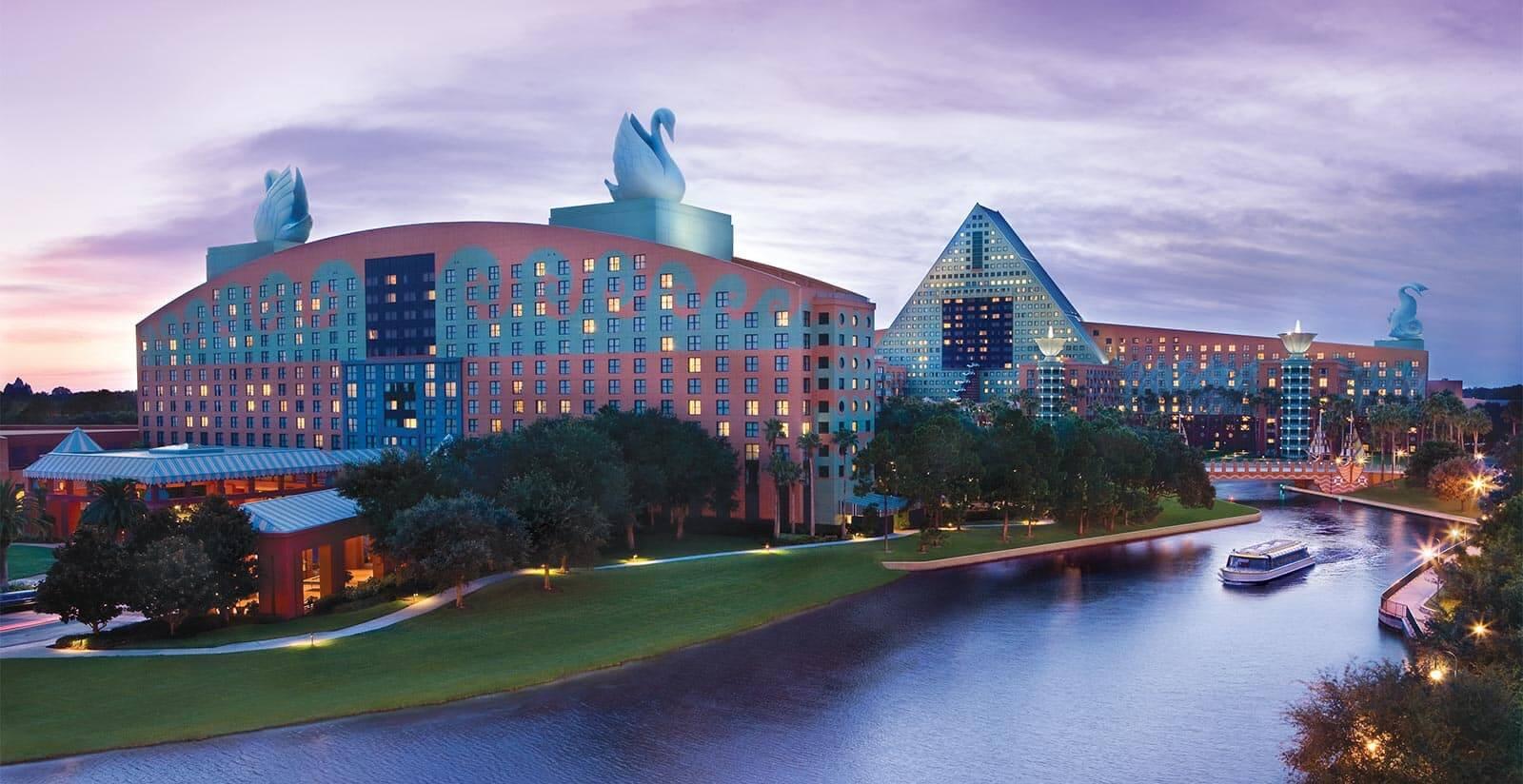 Walt Disney World Swan & Dolphin Resort Orlando