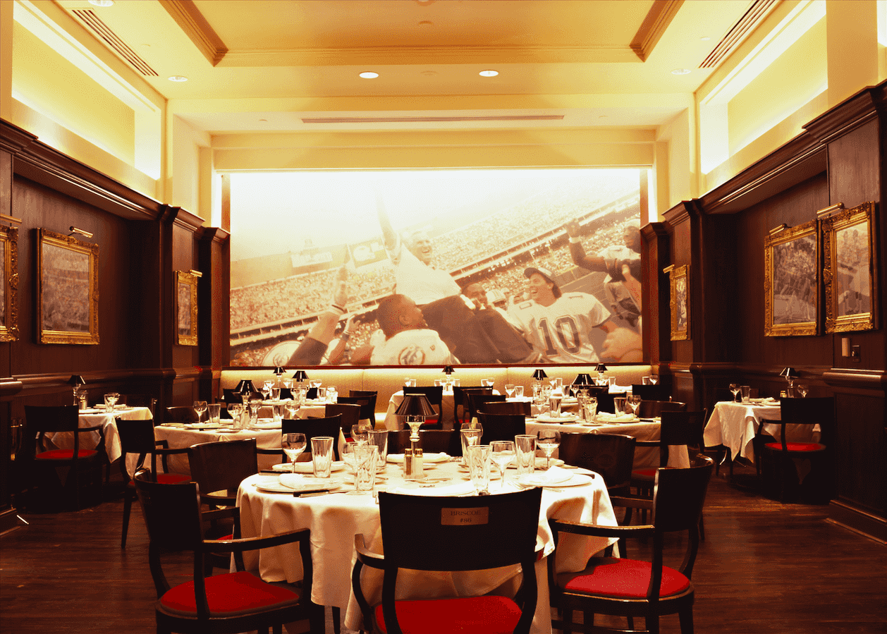 Walt Disney World Swan & Dolphin Resort: Restaurante Shula's Steak House