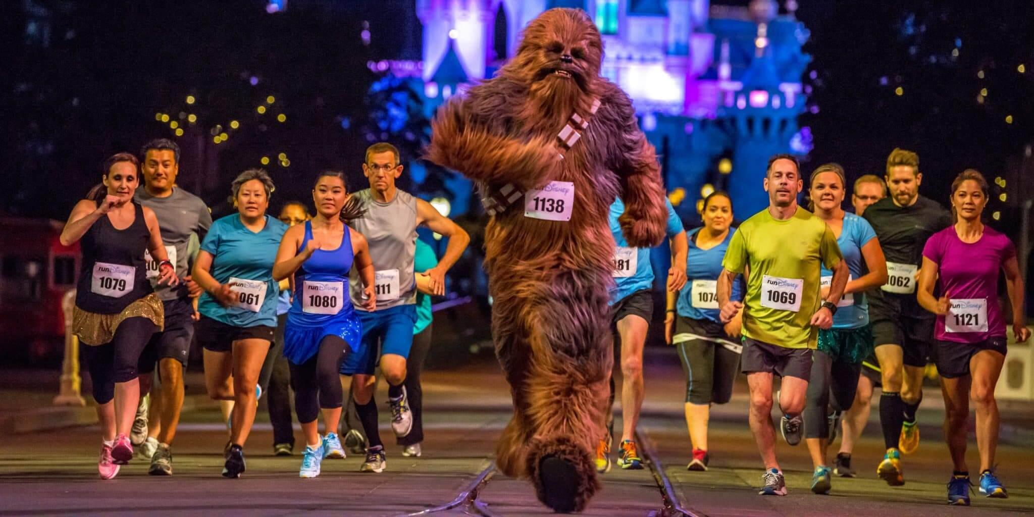 Corridas e maratonas da Disney Orlando em 2020: Corrida Star Wars