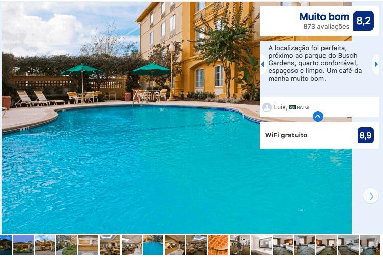 Dicas de hotéis em Tampa: Hotel La Quinta Inn & Suites Tampa USF