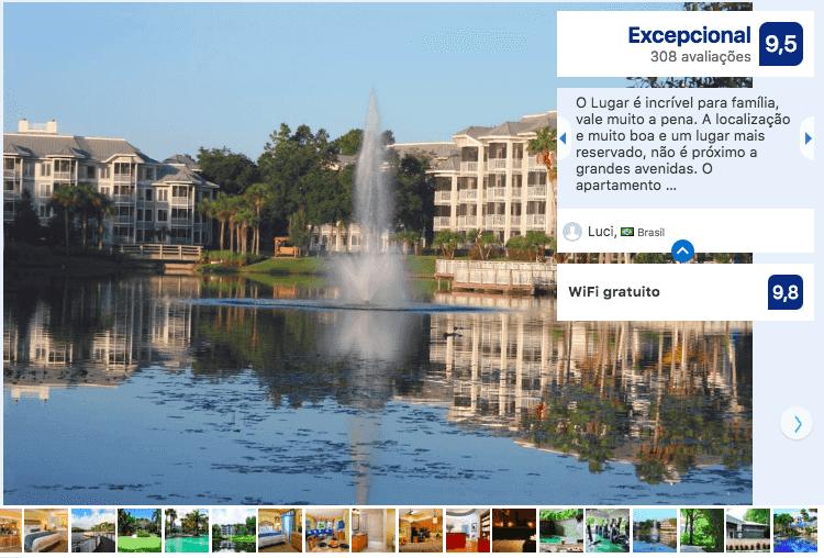 Melhores hotéis em Orlando: Hotel Marriott's Cypress Harbour Villas