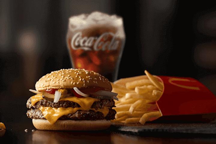 Onde comer McDonald's em Orlando: lanche