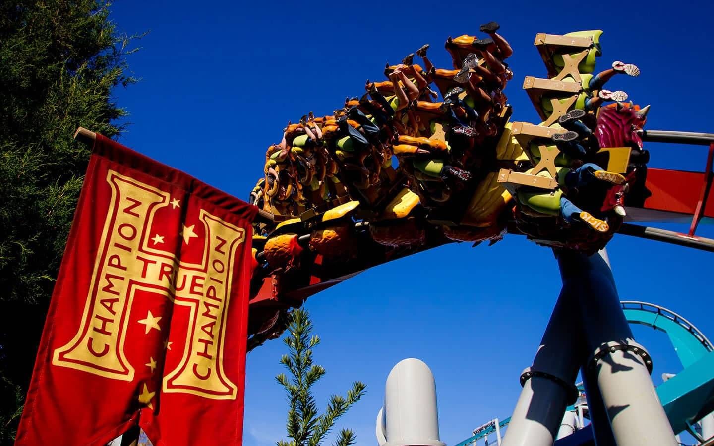 Novidades em Orlando em 2019: The Dragon Challenge no Islads of Adventure