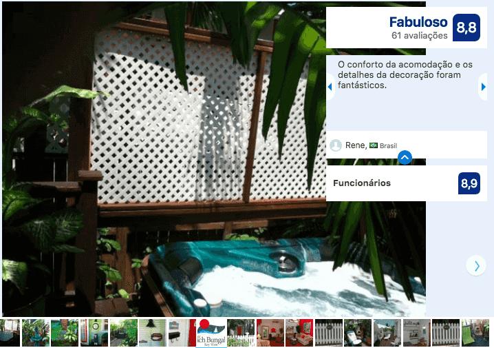Hotéis bons e baratos em Key West: Hotel Beach Bungalow