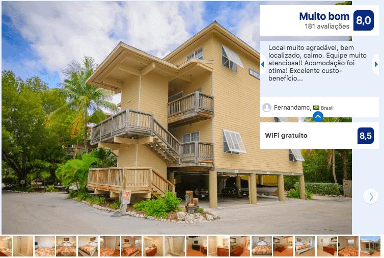 Hotéis bons e baratos em Key West: Hotel Coconut Mallory Resort and Marina