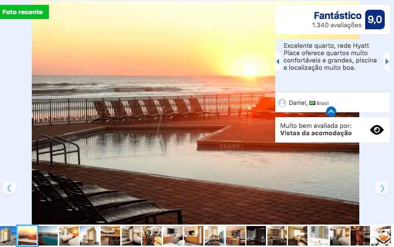 Dicas de hotéis em Daytona Beach: Hotel Hyatt Place Daytona Beach-Oceanfront