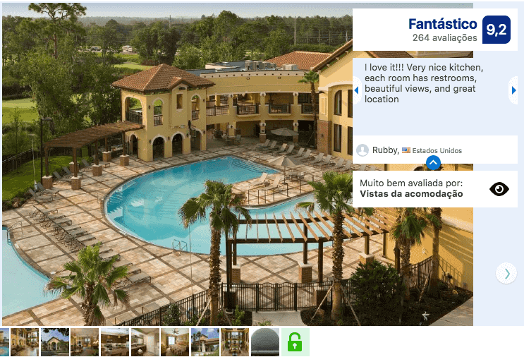 Melhores hotéis em Kissimmee: HotelLighthouse Key Resort and Spa