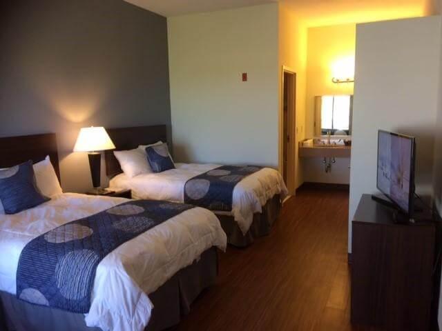 Hotéis bons e baratos em Winter Garden: HotelOrange County National Golf Center and Lodge - quarto