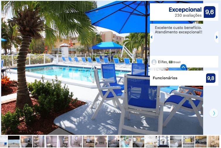Melhores hotéis em Fort Lauderdale: HotelSea Spray Inn