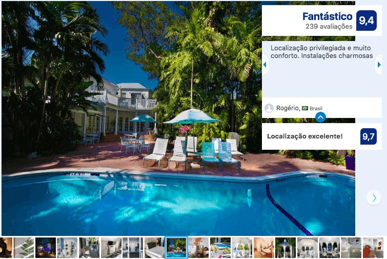Melhores hotéis em Key West: Hotel The Gardens