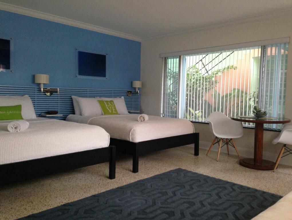 Melhores hotéis em Fort Lauderdale: Hotel The Victoria Park - quarto