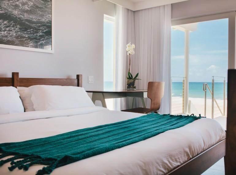Melhores hotéis em Fort Lauderdale: Hotel Tides Inn - quarto