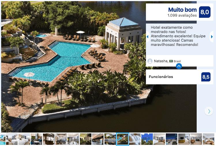 Dicas de hotéis em Fort Lauderdale: Hotel Westin Fort Lauderdale