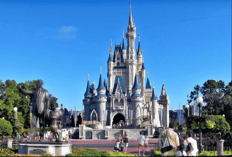 Por que Orlando é considerado o melhor destino para as férias de julho: parque Disney Magic Kingdom