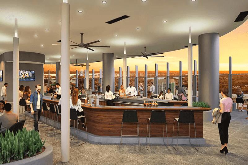Universal's Aventura Hotel: restaurante