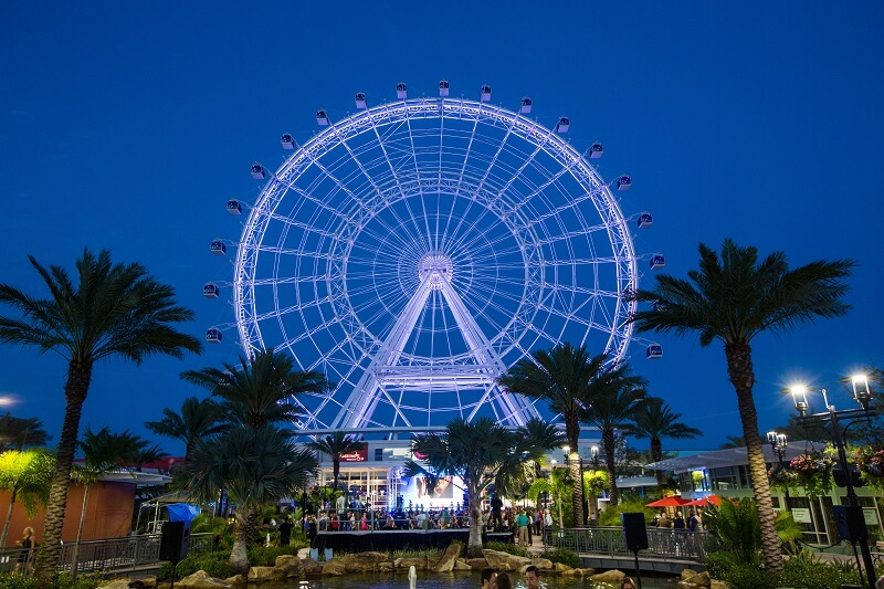 Complexo ICON Orlando 360 em Orlando