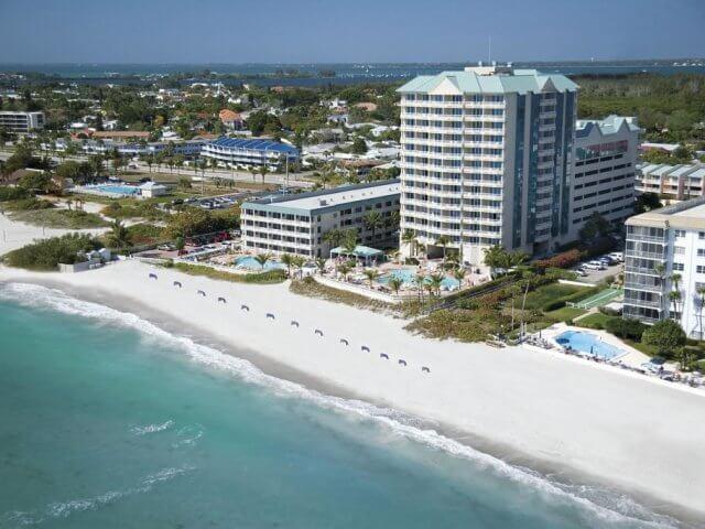 Dicas de hotéis em Sarasota: HotelLido Beach Resort
