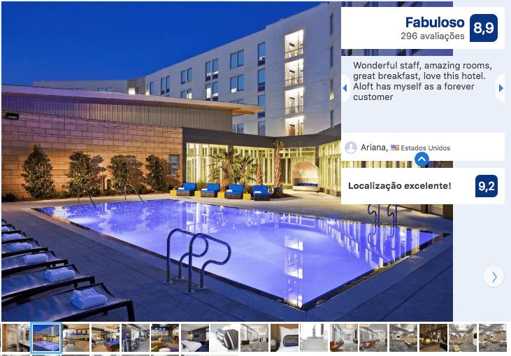 Melhores hotéis em Jacksonville: Hotel Aloft