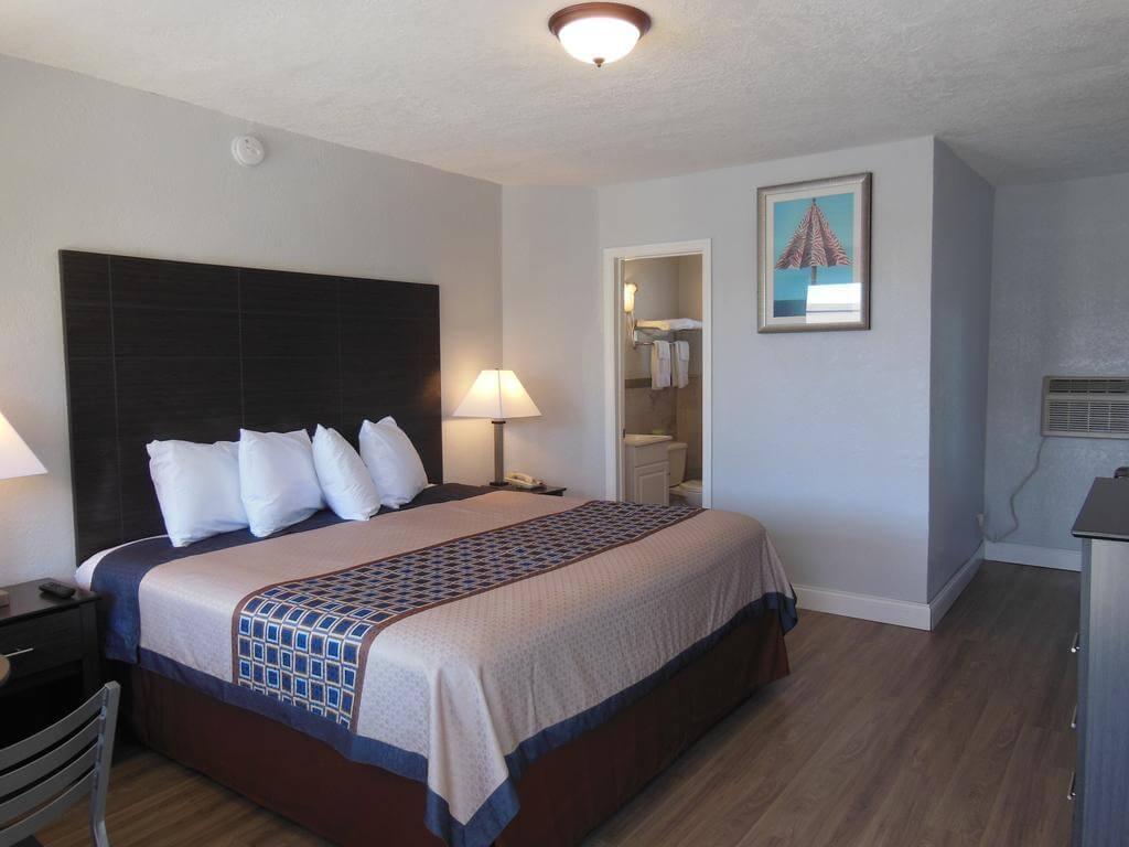 Dicas de hotéis em Saint Augustine: HotelBudget Inn - quarto