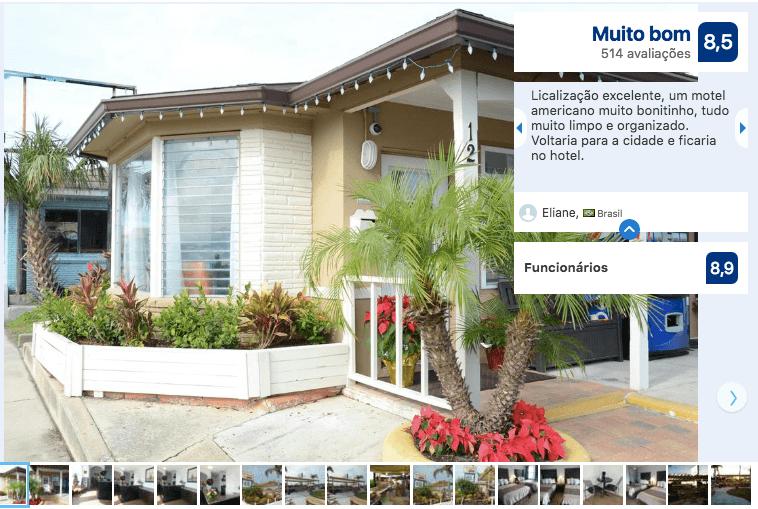 Dicas de hotéis em Saint Augustine: HotelBudget Inn