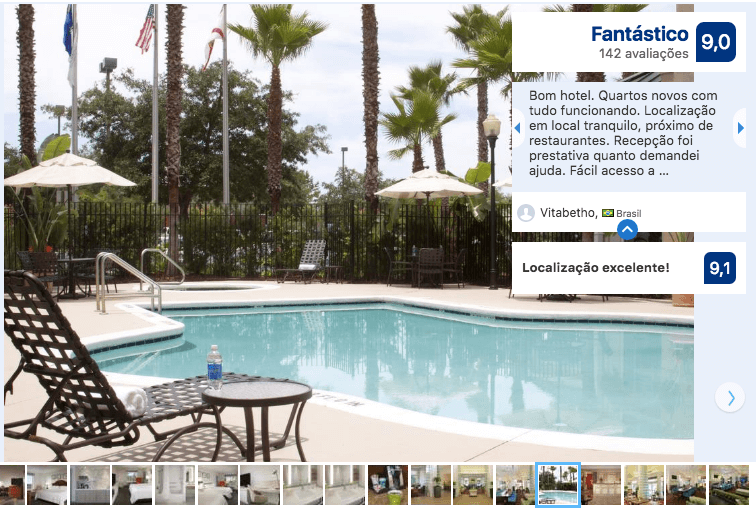 Melhores hotéis em Jacksonville: Hotel Hilton Garden Inn