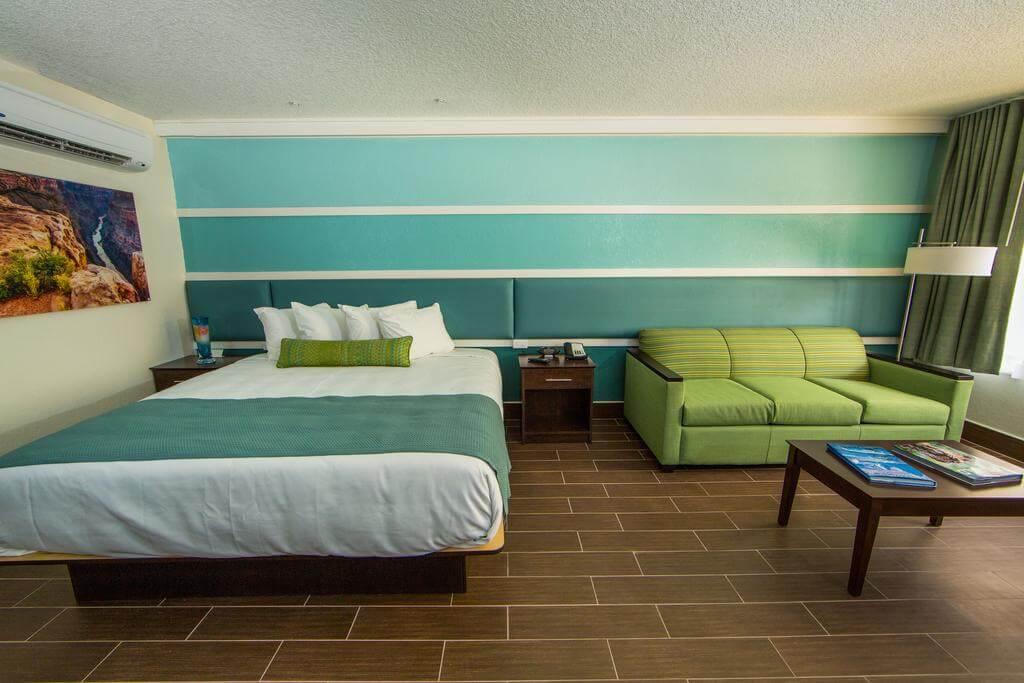 Dicas de hotéis em Saint Augustine: Hotel Jaybird's Inn - quarto