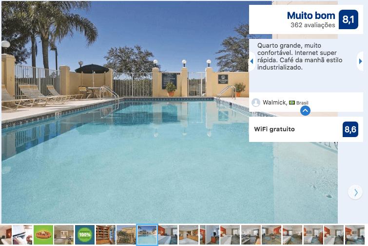 Hotéis bons e baratos em Naples: Hotel La Quinta Inn & Suites