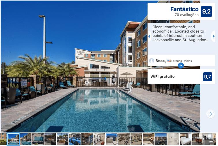 Melhores hotéis em Jacksonville: HotelResidence Inn by Marriott