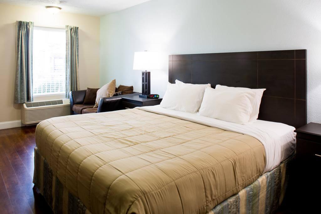 Dicas de hotéis em Saint Augustine: HotelSouthern Oaks Inn - quarto