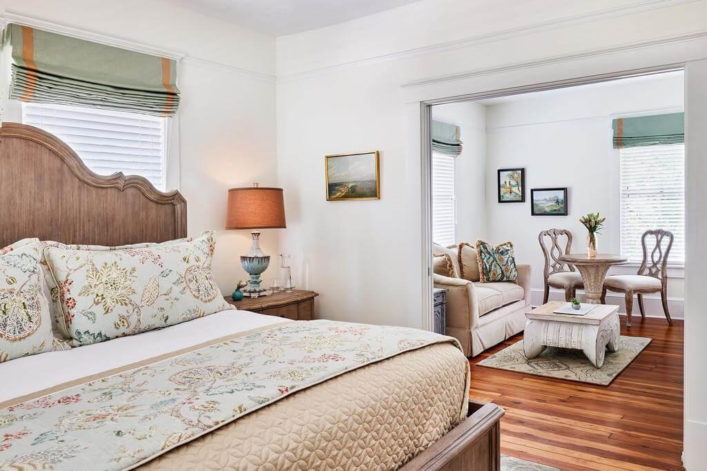 Melhores hotéis em Saint Augustine: HotelThe Collector - Luxury Inn & Gardens - quarto