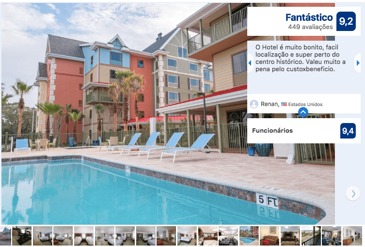 Melhores hotéis em Saint Augustine: HotelTRYP by Wyndham Sebastian