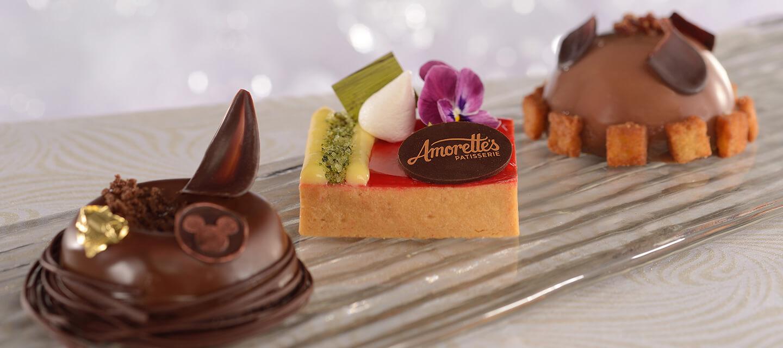 Onde comprar doces em Orlando: Amorette's Patisserie