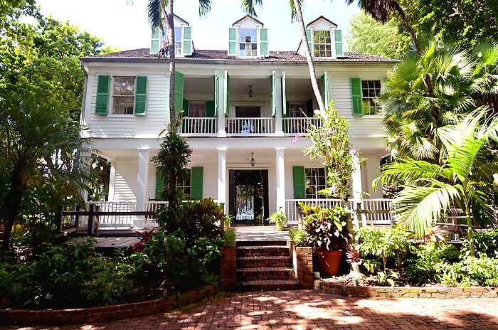 Pontos turísticos em Key West: Audubon House and Tropical Gardens