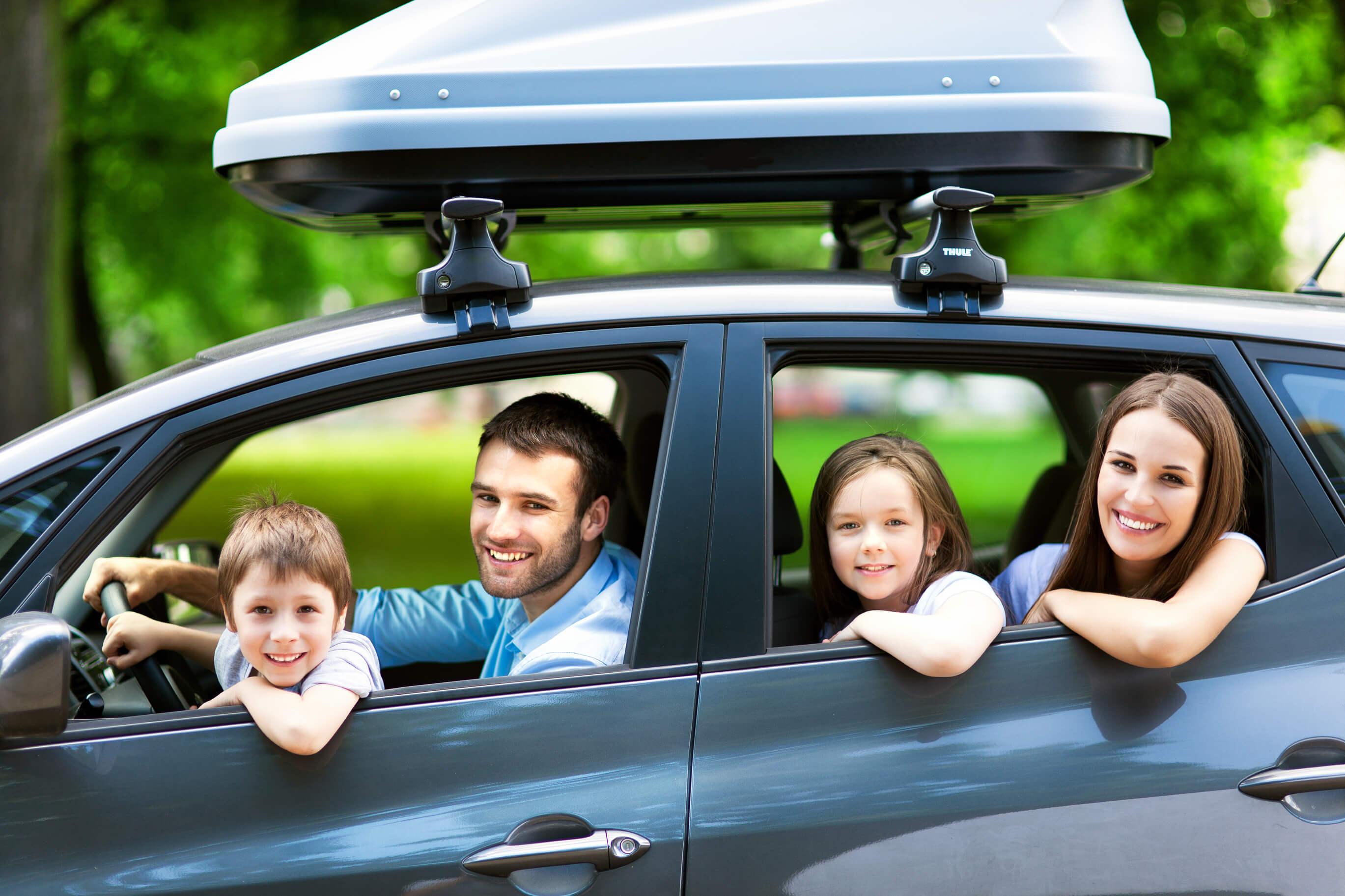 Aluguel de carro em Key West: família