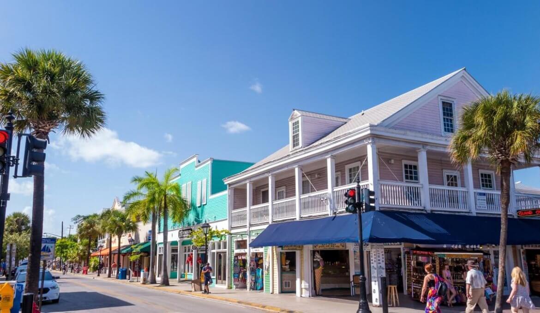 Compras em Key West