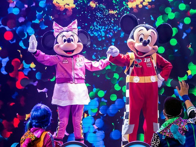Novo show do Disney Junior no Hollywood Studios em Orlando: Mickey e Minnie