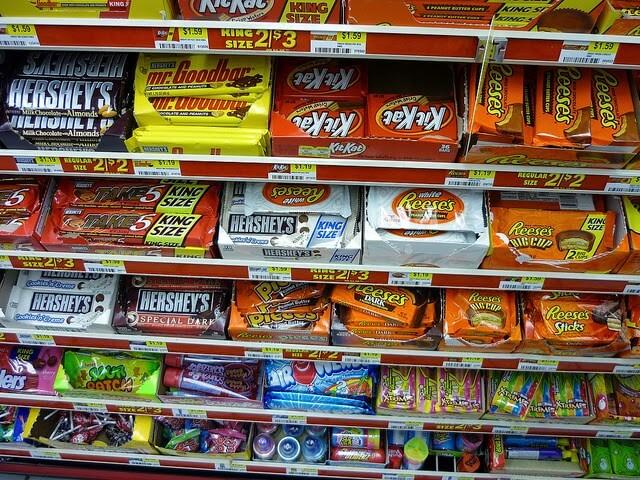 Onde comprar doces em Orlando: supermercados