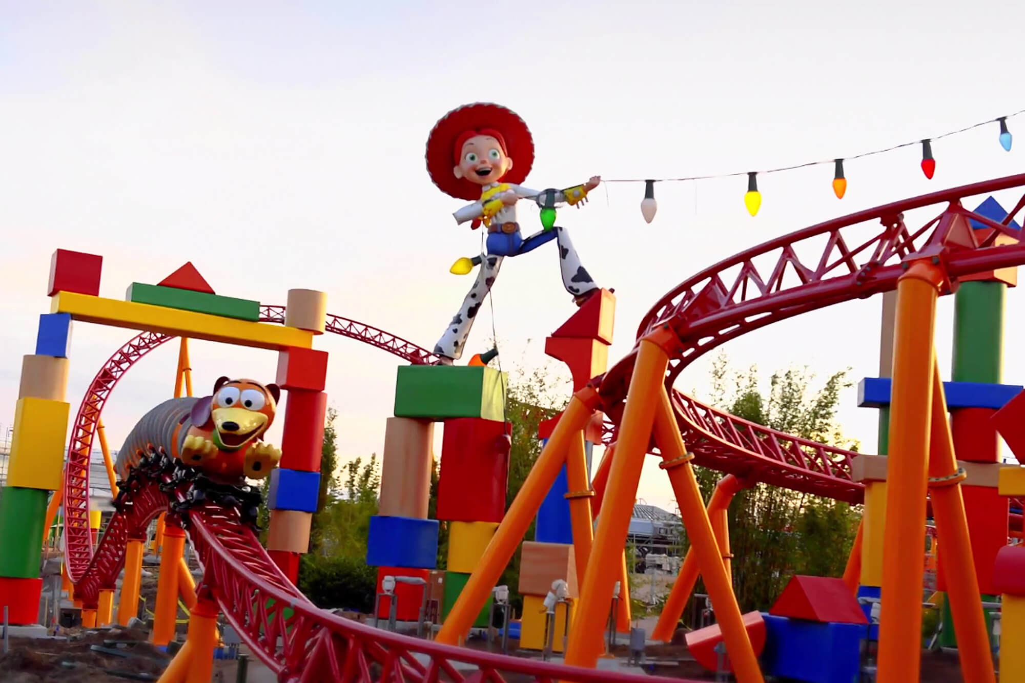 Como evitar filas na área Toy Story Land na Disney Orlando: Early Morning Magic
