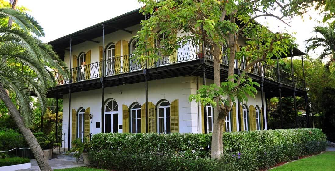 O que fazer em Key West: Hemingway House