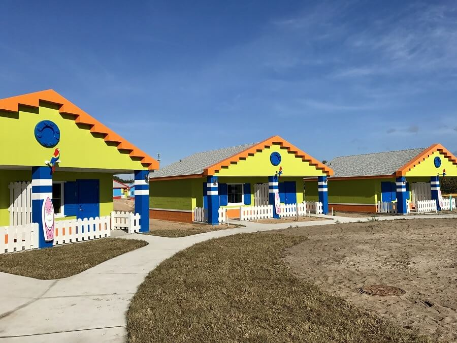 Por que não em Orlando? Dicas imperdíveis para Aproveitar o Melhor dos Hotéis Temáticos no Dia das Crianças: Legoland Beach Retreat