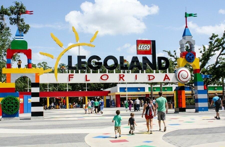 Por que não em Orlando? Dicas imperdíveis para Aproveitar o Melhor dos Hotéis Temáticos no Dia das Crianças: Legoland Florida Resort