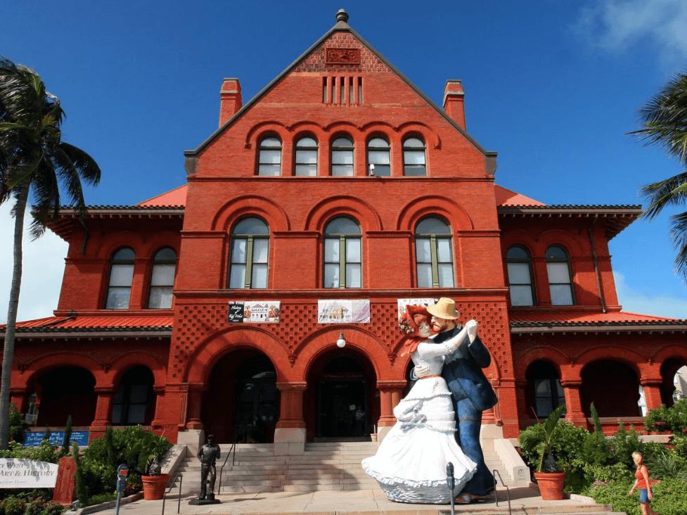 Pontos turísticos em Key West: Key West Museum of Art & History