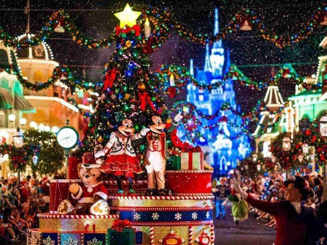 O que fazer no Natal em Orlando em 2018