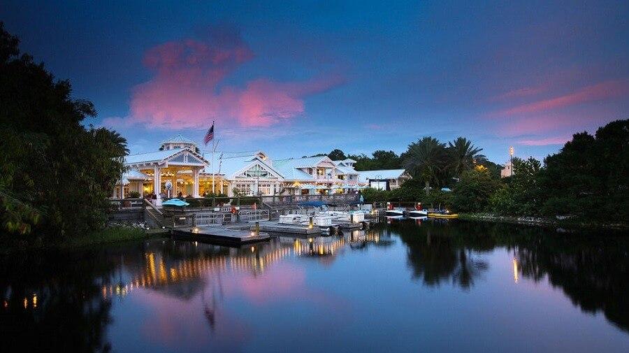 Por que não em Orlando? Dicas imperdíveis para Aproveitar o Melhor dos Hotéis Temáticos no Dia das Crianças: Disney's Old Key West Resort