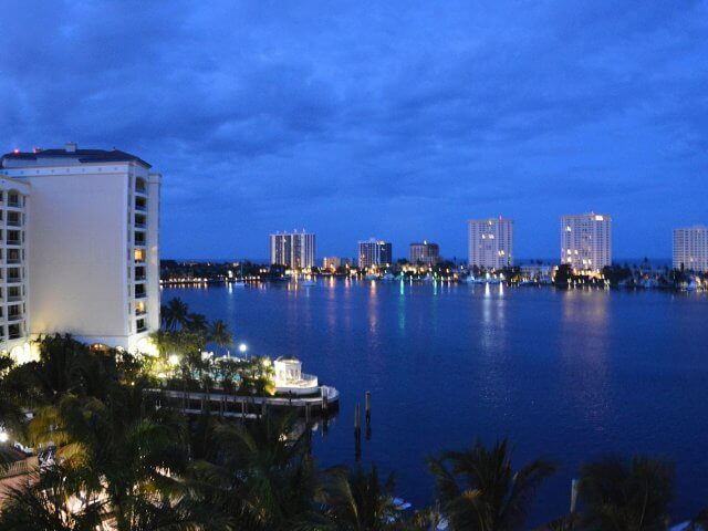 O que fazer à noite em Boca Raton