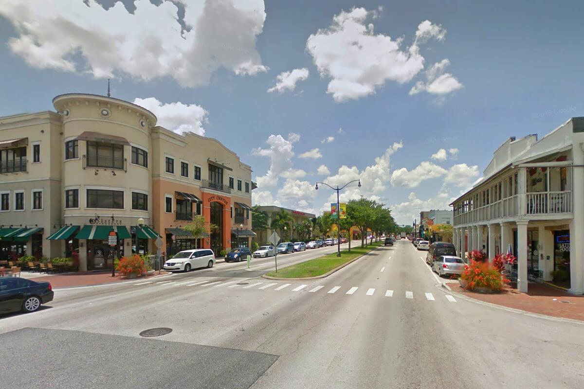 Onde ficar em Kissimmee: Centro