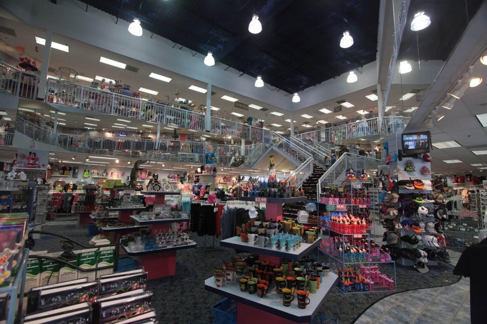 Compras em Kissimmee: produtos